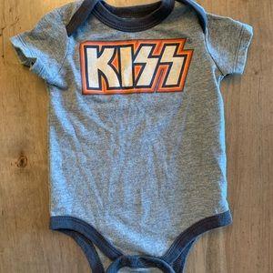 KISS Baby Onesie 3-6 Months